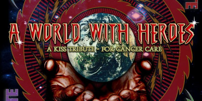 KISS 40th Anniversary Tribute Album: A World With Heroes (KISS Tribute)